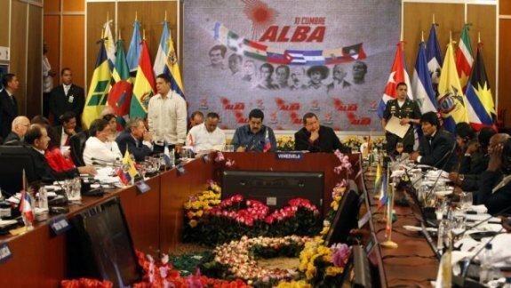 11 саммит АЛБА. Фото: 2012 г.
