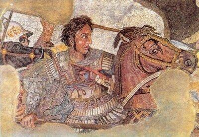Александр Македонский, победитель Дария III