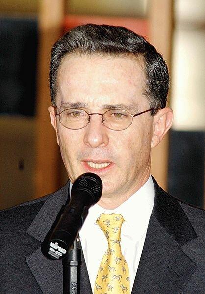 Альваро Урибе