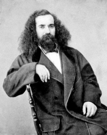 Орели-Антуан де Тунан. Фото: 1860-е гг.