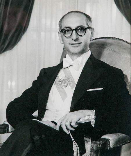 А. Фрондиси. Фото: 1958 г.