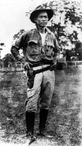 Аугусто Сесару Сандино. Фото: 1928 г.