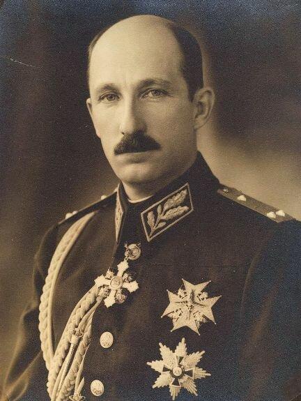 Борис III. Фото: 1943 г.