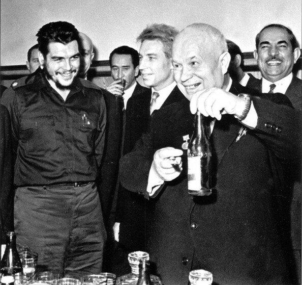 Че Гевара и Хрущев
