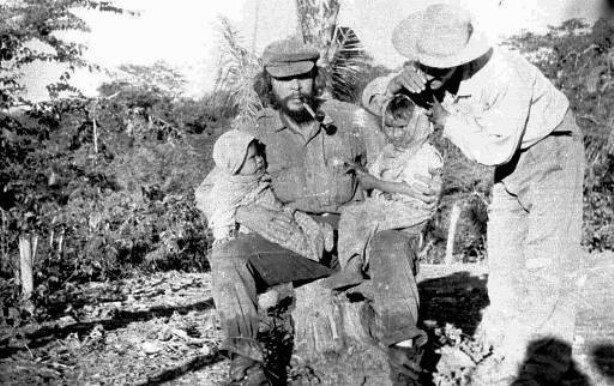Че Гевара в Боливии, фото 1967 г.