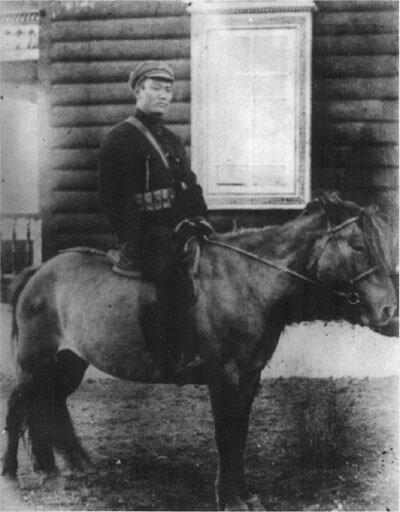 Сухэ-Батор (прибл. 1920-1922)