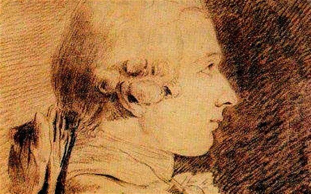 Донасьен Альфонс Франсуа де Сад в 20 лет, в бытность им офицером кавалерии. Худ. К. ван Лоо, 1760 г.