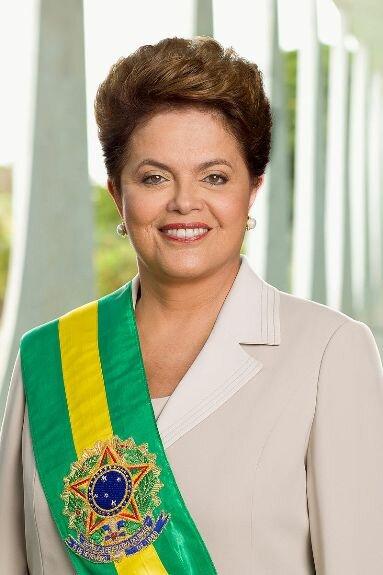 Дилма Русеф. Фото: 2011 г.