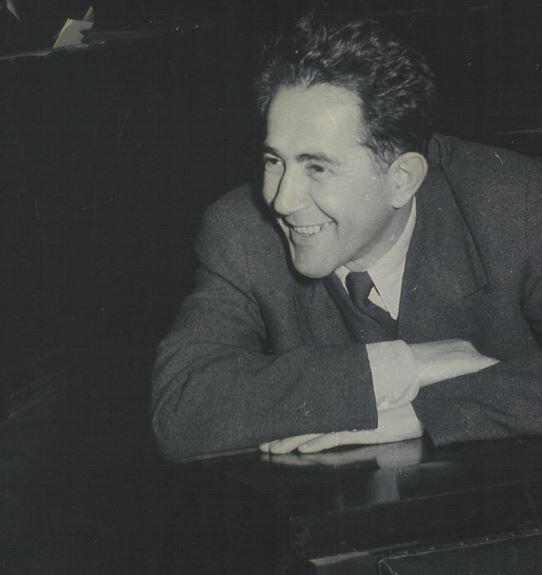 Милован Джилас. Фото: 1950 г.