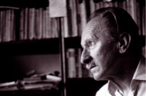 Эдвард Коцбек. Фото: 1965 г.