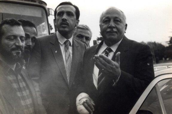 Эрбакан и Эрдоган