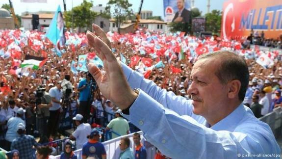 Эрдоган перед выборами