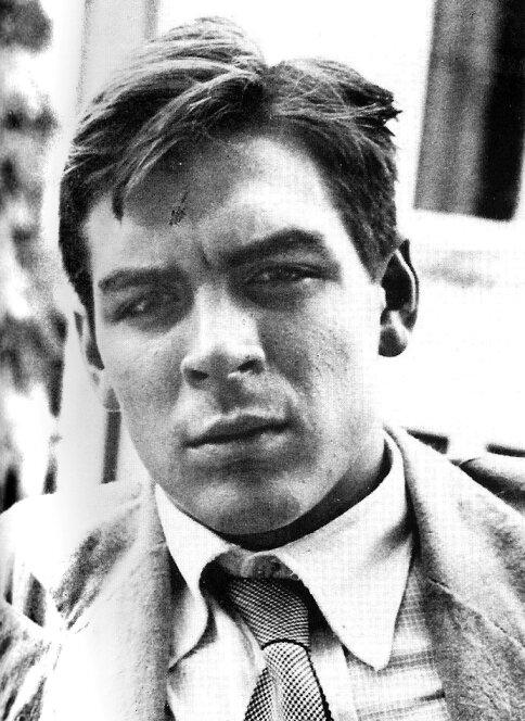 Че Гевара в возрасте 22 лет