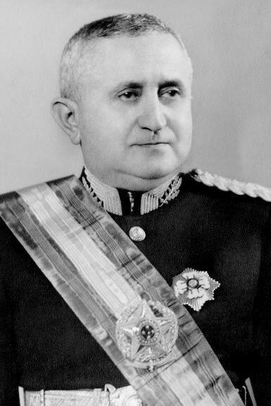Эурику Дутра. Фото: 1946 г.