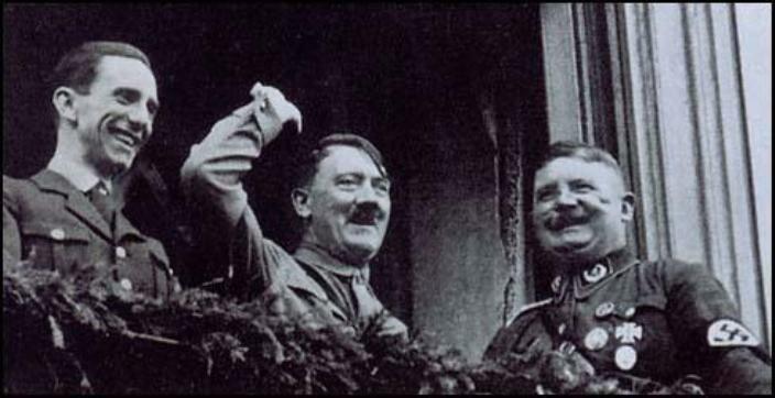 Гитлер, Рэм