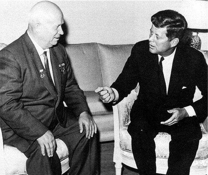 Хрущев и Кеннеди