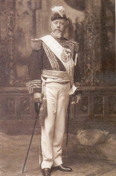 Генерал Хулио Рока. Фото: 1900 г.