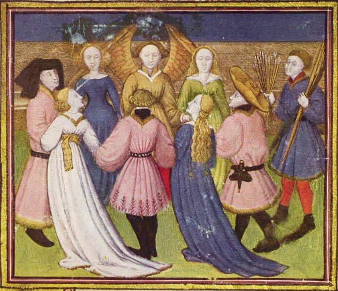Иллюстрация из рукописи