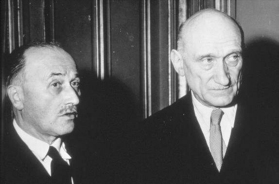 Жан Моне и Шуман