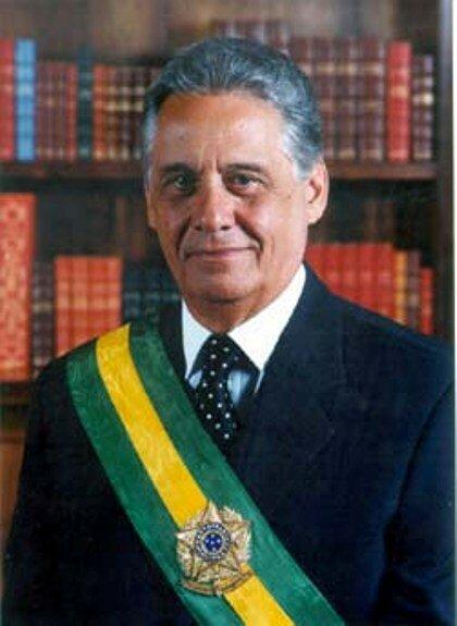 Фернанду Энрике Кардозу. Фото: 1994 г.