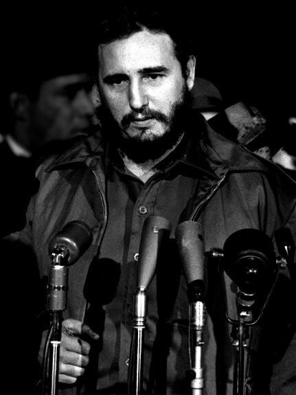 Фидель Кастро – один из постоянных участников Карибского легиона. Фото: 1959 г.
