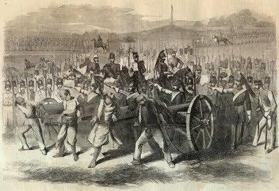 подавление восстания сипаев