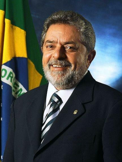 Луис Инасиу Лула да Силва. Фото: 2003 г.