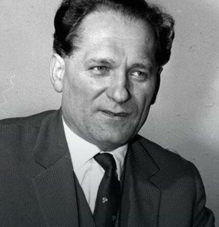 Мечислав Мочар. Фото: 1980 г.