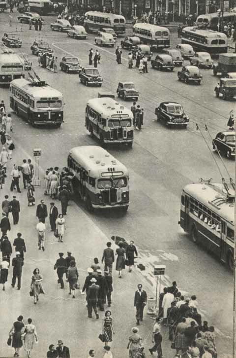 Москва 1950-е