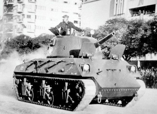 аргентинский танк
