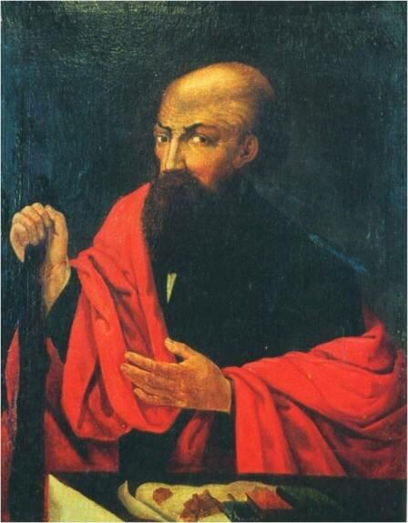 Никита Демидов. Неизв. художник, XVIII в., Демидовский музей, Нижний Тагил