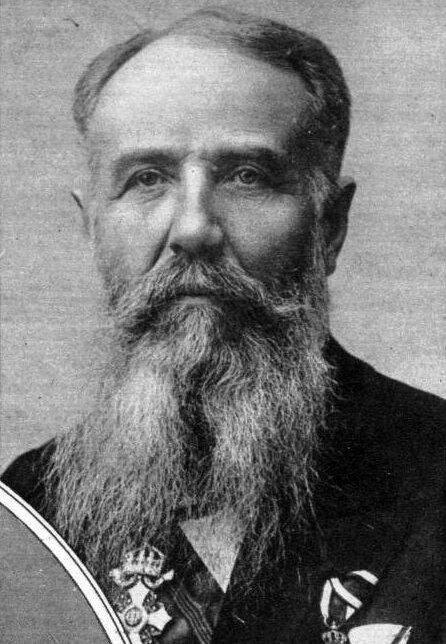 Никола Пашич. Фото 1919 г.