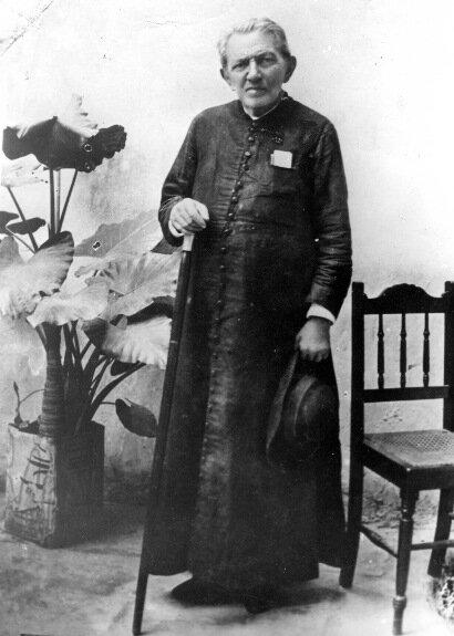 Падре Сисеро. Фото: 1920-е гг.