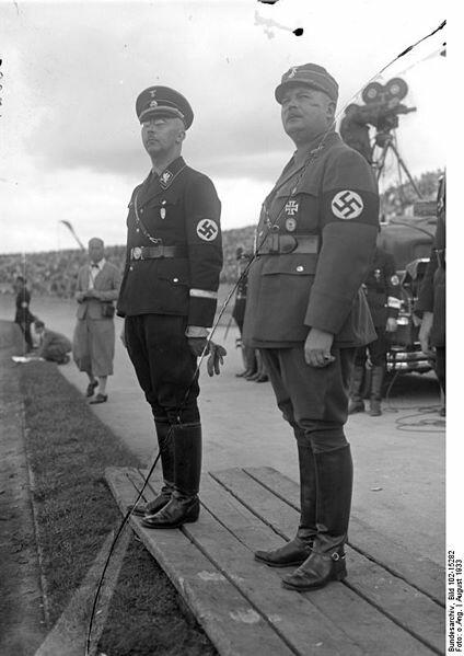 Рем и Гиммлер