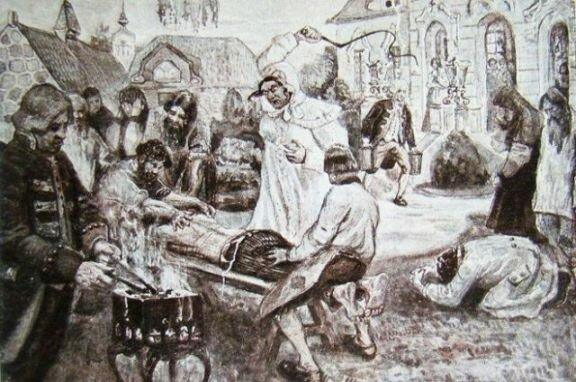 зверства Салтычихи