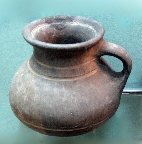 Салтовская керамика. VIII-IX вв. н. э.