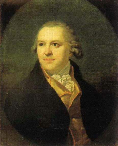 Ф. Шубин. Автопортрет, 1794 г., Государственный Русский музей, Санкт-Петербург