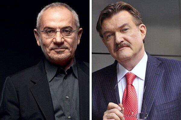 Савик Шустер и Евгений Кисилев