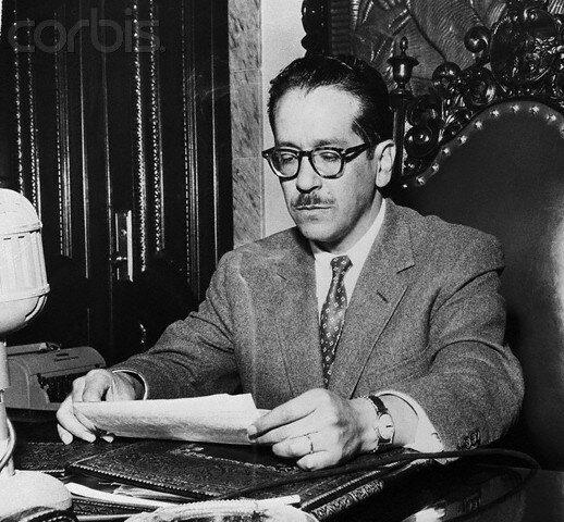 Силес Суасо. Фото: 1950-е гг.