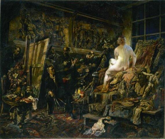 Спор об искусстве, Яковлев