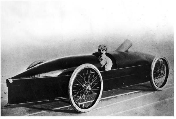 "Локомобиль пр-ва Stanley ""Ракета"", 1906 г."