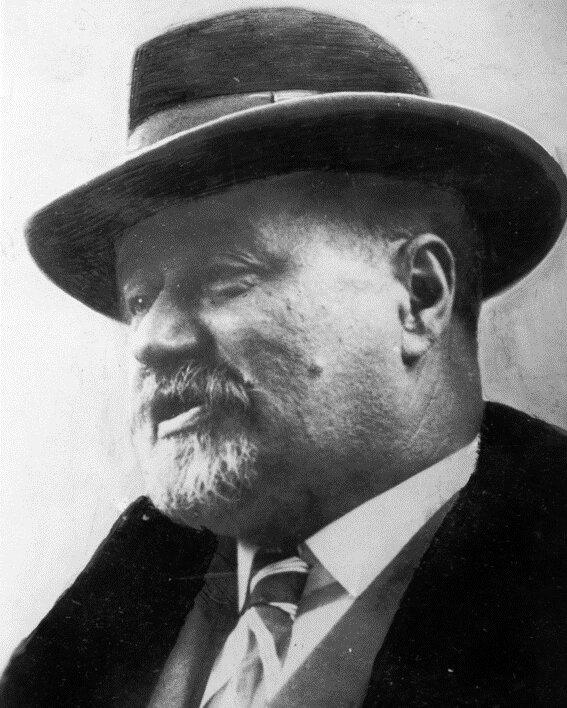 Степан Радич. Фото: 1928 г.