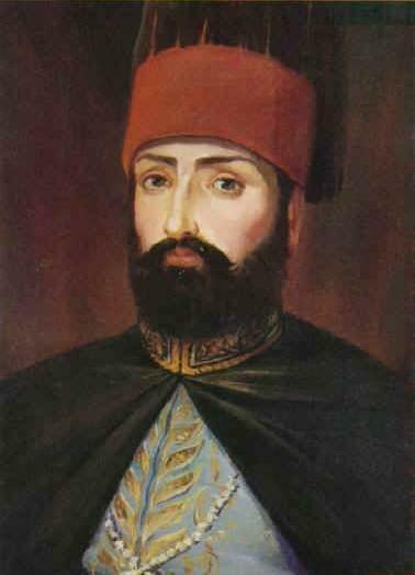 Махмуд Второй