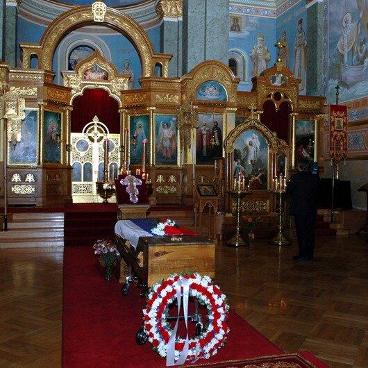 Свято-Николаевский Патриарший собор в США (Нью-Йорк)