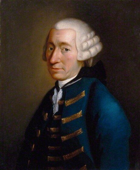 Тобайас Джордж Смоллетт, ок. 1770 г.