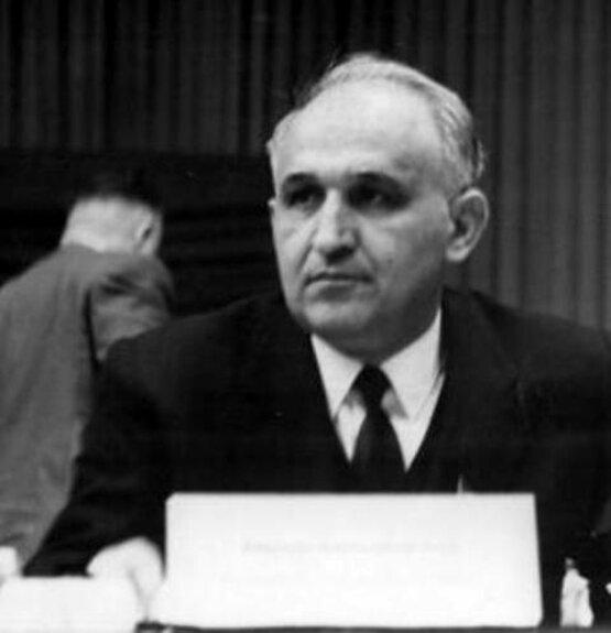 Тодор Живков. Фото: 1963 г.
