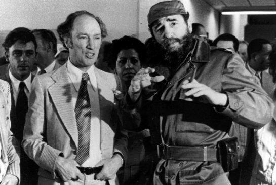 Трюдо и Кастро