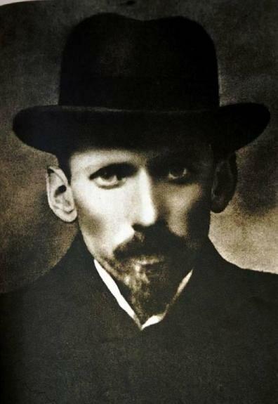 Виктор Кингисепп. Фото 1910-е гг.