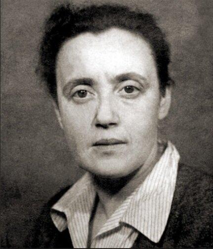 Юлия Бристигер. Фото: 1947 г.