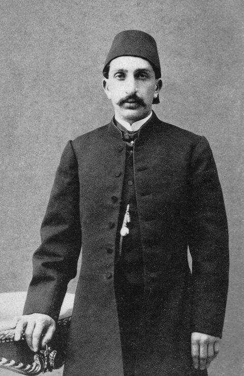 Абдул-Хамид Второй